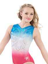 Nastia Liukin Candy Pop Leotard from GK Gymnastics
