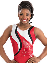 Enduring Dream Simone Biles Leotard from GK Gumnastics