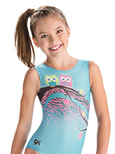 GKids Jungle Owls Leotard from GK Gymnastics