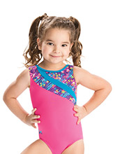 GKids Starlite Swirl Leotard from GK Gymnastics