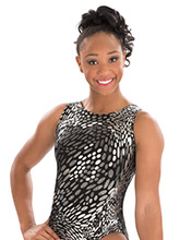 Marble Gymnastics Leotard from GK Gymnastics