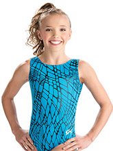 Arctic Workout Leotard from GK Gymnastics