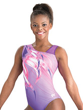 Purple Storm Gymnastics Leotard from GK Gymnastics