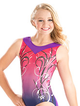 Nastia Liukin Ever After Leotard from GK Gymnastics