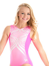 Nastia Liukin Blushing Beauty Leotard from GK Gymnastics