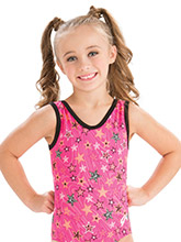 GKids Pink Popstar Leotard from GK Gymnastics
