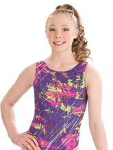 Charger Tank Leotard from GK Gymnastics
