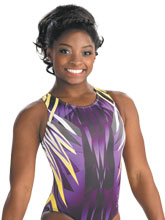 Simone Biles Impulse Leotard from GK Gymnastics