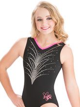 Nastia Liukin Fancy Fireworks Tank from GK Gymnastics