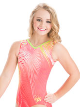 Nastia Liukin Breezy Babe Leotard from GK Gymnastics