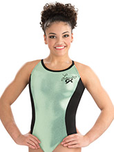 Laurie Hernandez Freestyle Leotard from GK Gymnastics