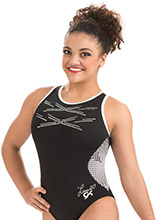 Laurie Hernandez DigiGlam Leotard from GK Gymnastics