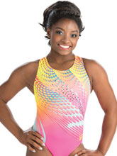Simone Biles Turbo Boost Tank from GK Gymnastics