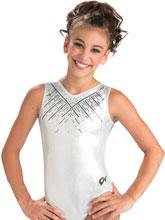 Ice Princess Tank Leotard from GK Gymnastics
