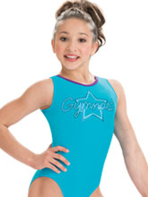 You're a Star Tank Leotard from GK Gymnastics