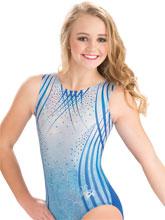 Nastia Liukin Arctic Flurry Leotard from GK Gymnastics