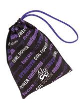 Aly Raisman Girl Power Grip Bag from GK Elite