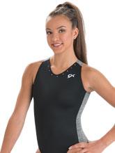 Midnight Heather Tank from GK Gymnastics