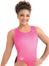 Laurie Hernandez Popstar Workout Tank from GK Gymnastics