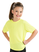 Child's Crew Neck Tee from GK Cheer