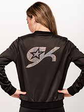 GK All Star Bomber Jacket from GK Cheer