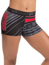 Marvel Comics Cutting Edge Shorts from GK Gymnastics