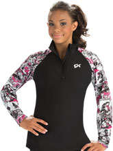 Marvel Comics Fitted Pull Over from GK Gymnastics