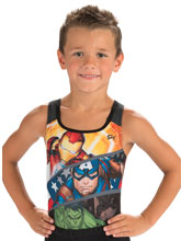 Marvel Avengers Competition Shirt from GK Gymnastics