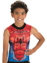 Spider-Man Compression Shirt from GK Gymnastics