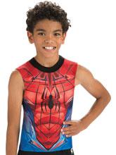 Spider-Man Compression Shirt from GK Gymnastics