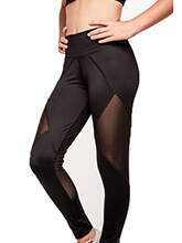 GK All Star Refined Power Legging from GK Gymnastics