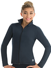 Fitted DryTech Warm-Up Jacket from GK Gymnastics
