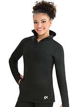 Fitted ActiveTek Warm-Up Jacket from GK Gymnastics