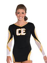 Fierce Sleeve One Piece Cheer Uniform from GK Cheer