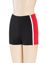 Binding Cheer Shorts from GK Cheer