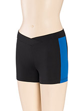 LR Panel V Cheer Shorts from GK Cheer