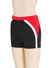 Round Edge Cheer Shorts from GK Cheer