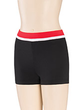 Single Binding Cheer Shorts from GK Cheer