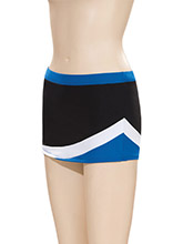 Low Rise Soft Curve Cheer Skort from GK Cheer