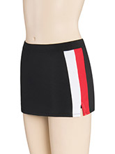 Wide Double Stripe Skirt from GK Cheer