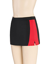 Side Panel Cheer Skirt from GK Cheer