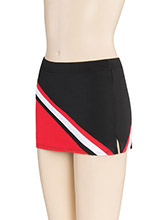 3 Diag Stripe Cheer Skirt from GK Cheer