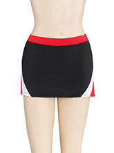 Arch Back Cheerleading Skirt from GK Cheer