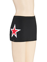 Side Star Cheerleading Skirt from GK Cheer