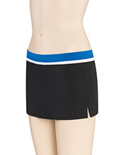 Low Rise Single Binding Cheer Skirt  from GK Cheer