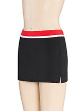 Reg Rise Single Binding Cheer Skirt  from GK Cheer