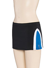 Low Rise Dual Curve Cheer Skirt from GK Cheer