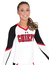 UA Perfection Cheer Uniform Liner from Under Armour