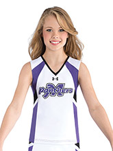 UA Refined Cheer Uniform Shell from Under Armour