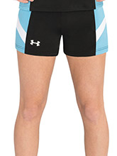 UA Challenge Cheer Uniform Shorts from Under Armour